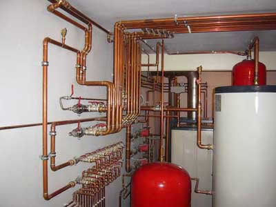 Индивидуальное отопление в квартире стоимость установки
