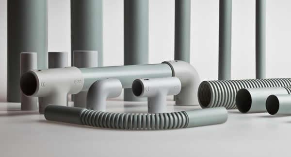 Картинки по запросу Трубы ПВХ в системе прокладке кабеля